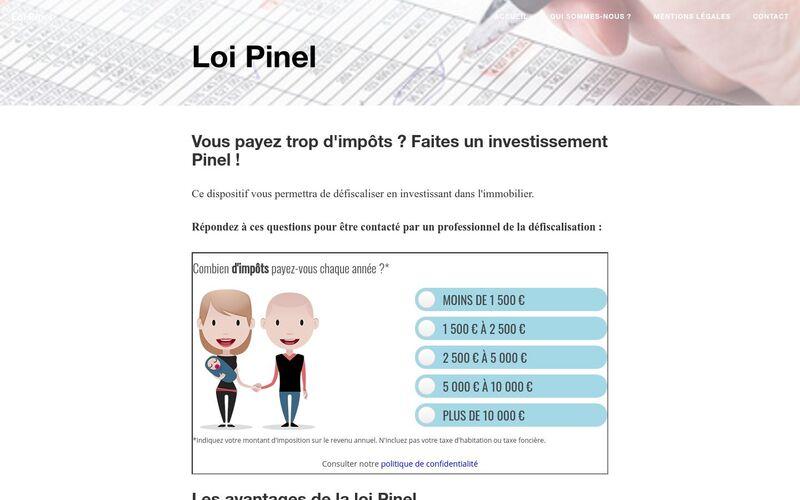 Loi Pinel : Défiscalisez en investissant dans l'immobilier